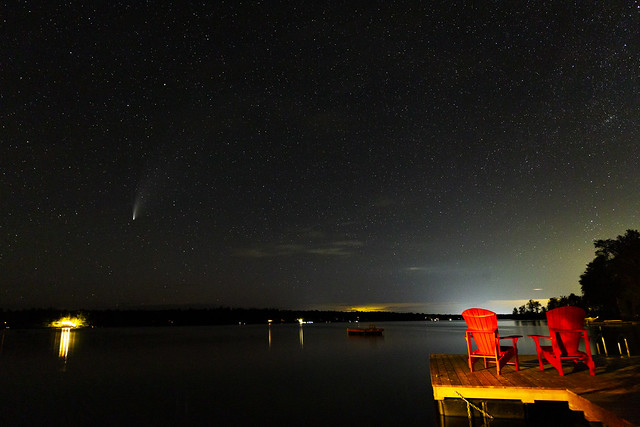 Comets, Prophecies and Legacy