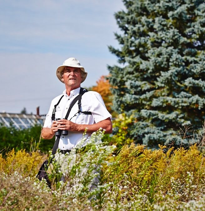 An Agent of Good in More Ways than One: How my birding buddy David Love took a great idea, and made it even better.